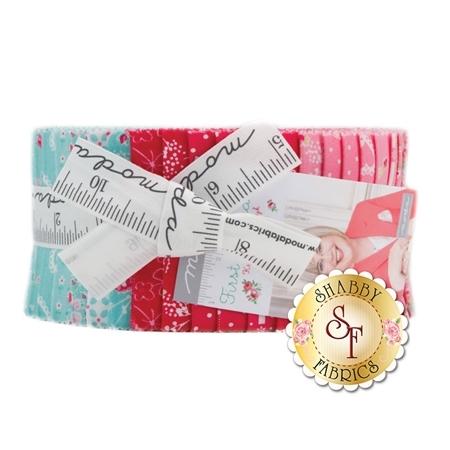 First Romance  Jelly Roll by Moda Fabrics