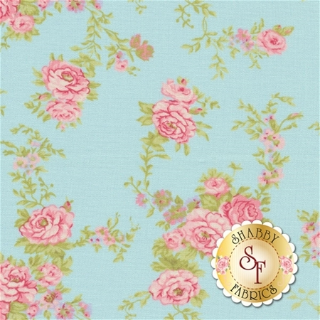 Fleurs 18630-12 by Brenda Riddle for Moda Fabrics