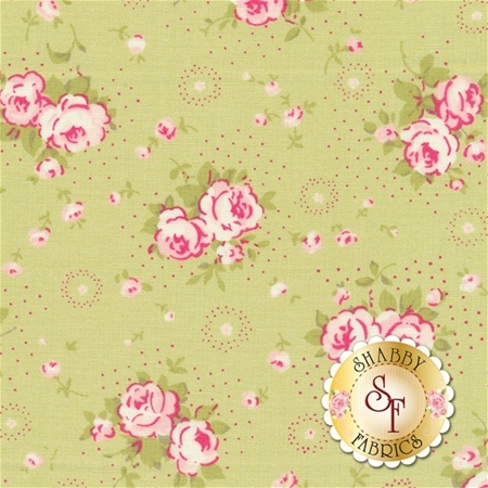 Fleurs 18631-13 Sprout by Brenda Riddle for Moda Fabrics