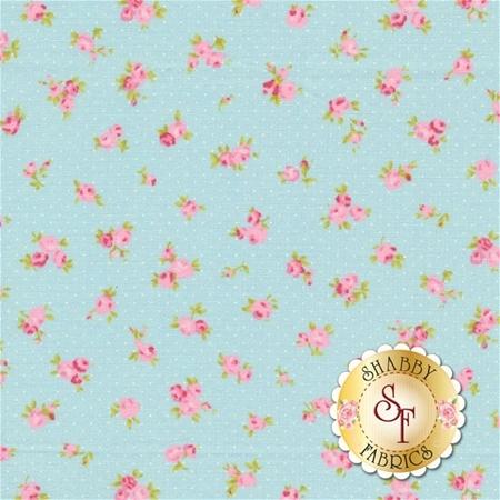 Fleurs 18632-12 Bluebell by Brenda Riddle for Moda Fabrics
