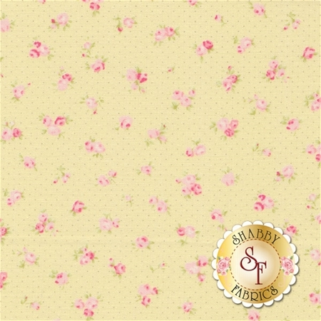 Fleurs 18632-14 Buttercup by Brenda Riddle for Moda Fabrics