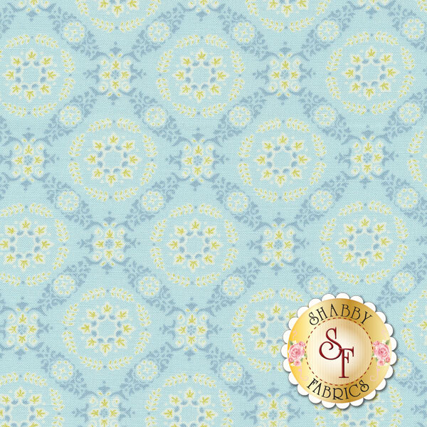 Fleurs 18633-13 by Brenda Riddle for Moda Fabrics