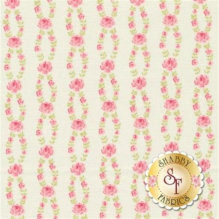 Fleurs 18634-11 Linen by Brenda Riddle for Moda Fabrics