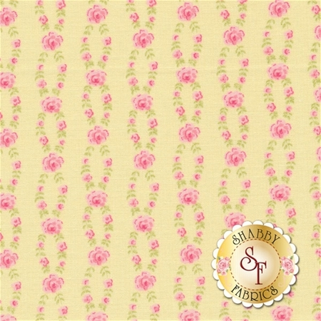 Fleurs 18634-14 Buttercup by Brenda Riddle for Moda Fabrics