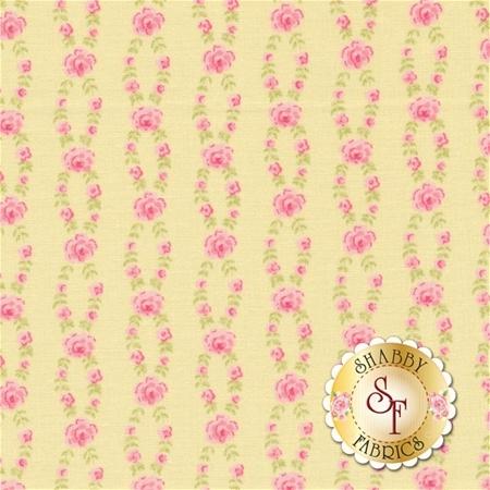Fleurs 18634-14 Buttercup by Brenda Riddle for Moda Fabrics