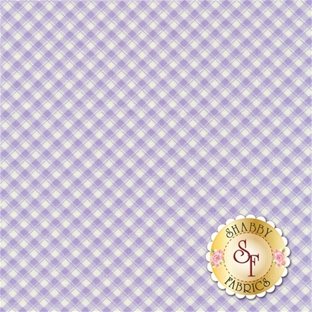 Fleurs 18635-17 Wisteria by Brenda Riddle for Moda Fabrics
