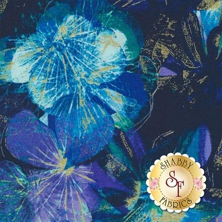 Floral Impressions 8677M-55 by Benartex Fabrics