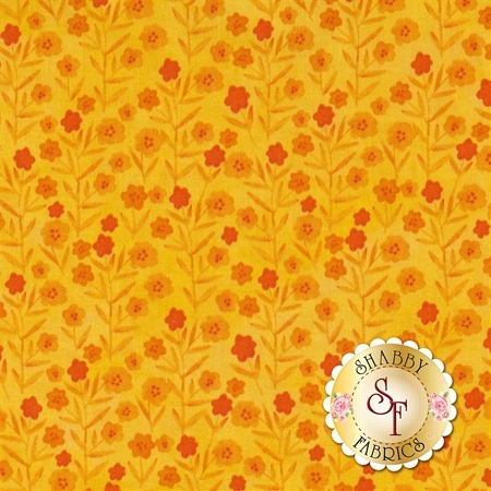 Floral Menagerie 5FMB2 by In The Beginning Fabrics