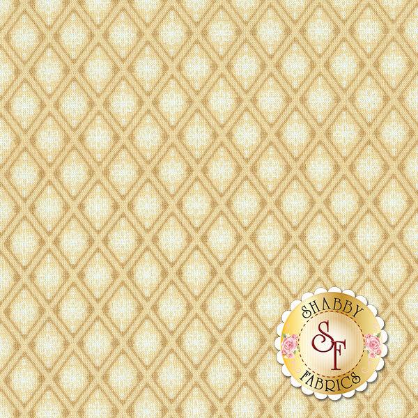 Florentina Rose 17006-13 Tan by Robert Kaufman Fabrics