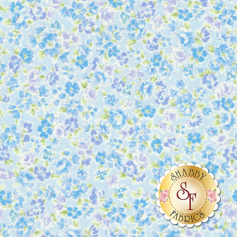 Flower Fields 31727-70 from Lecien