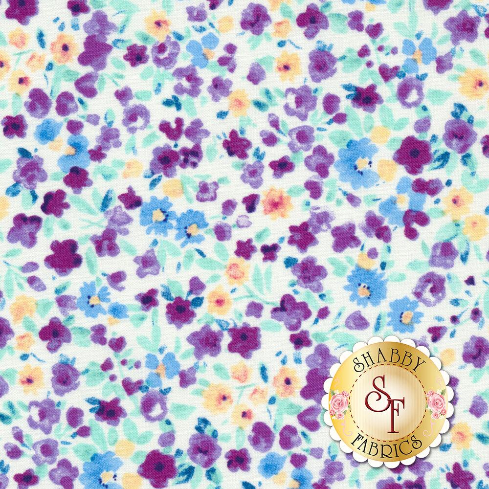 Flower Fields 31728-110 for Lecien