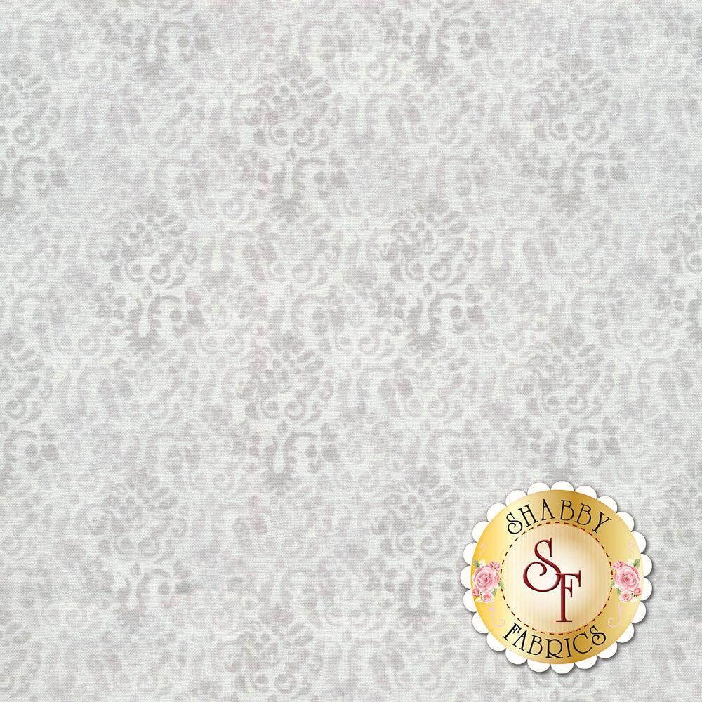 Tonal gray damasks | Shabby Fabrics