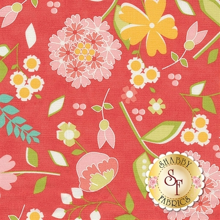 Flower Mill 29030-16 by Corey Yoder for Moda Fabrics