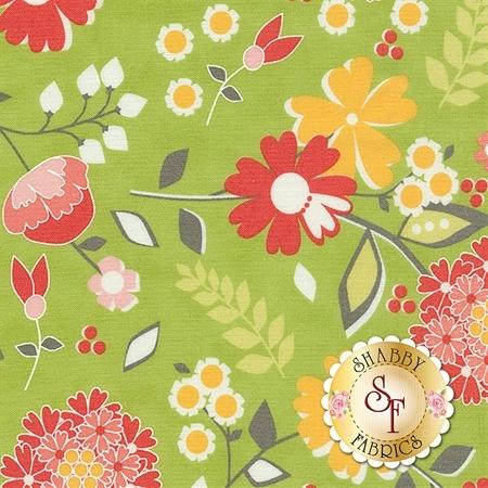 Flower Mill 29030-18 by Corey Yoder for Moda Fabrics