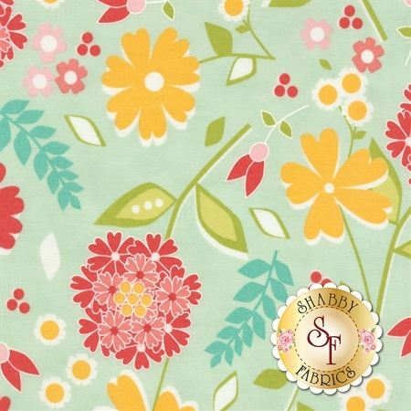 Flower Mill 29030-20 by Corey Yoder for Moda Fabrics