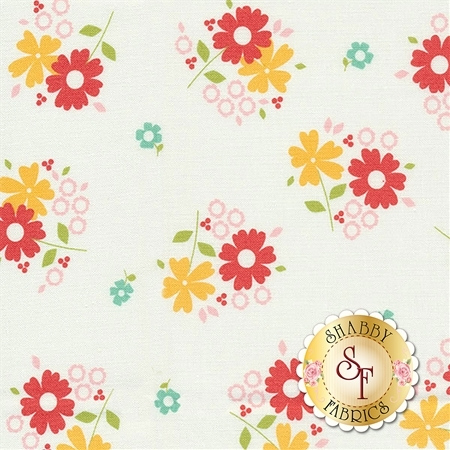 Flower Mill 29031-11 by Corey Yoder for Moda Fabrics
