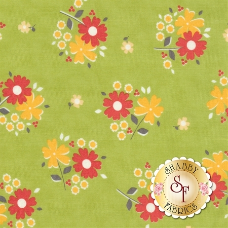 Flower Mill 29031-18 by Corey Yoder for Moda Fabrics