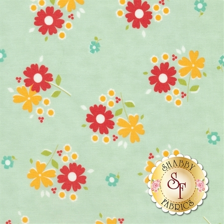 Flower Mill 29031-20 by Corey Yoder for Moda Fabrics