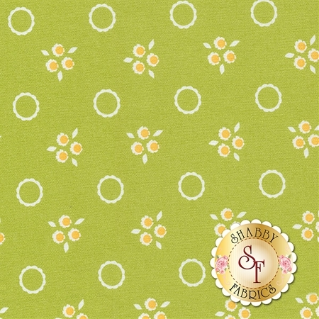 Flower Mill 29033-18 by Corey Yoder for Moda Fabrics