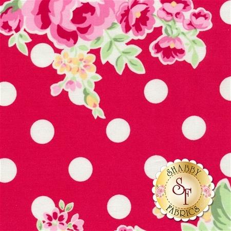 Flower Sugar Fall 2015 31268-30 by Lecien Fabrics