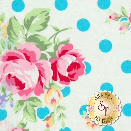 Flower Sugar Fall 2015 31268-70 by Lecien Fabrics
