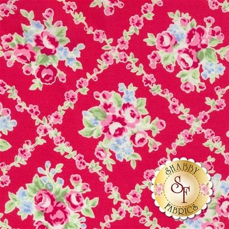 Flower Sugar Fall 2015 31269-30 by Lecien Fabrics