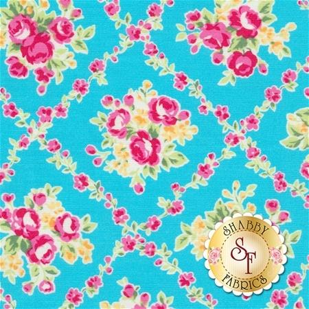 Flower Sugar Fall 2015 31269-70 by Lecien Fabrics
