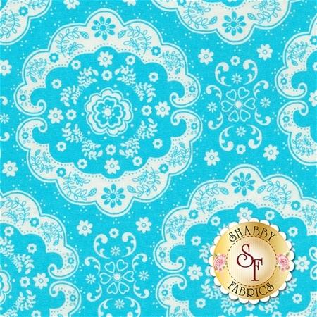 Flower Sugar Fall 2015 31272-70 by Lecien Fabrics REM
