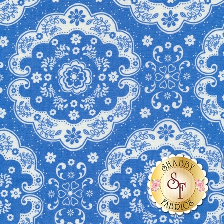 Flower Sugar Fall 2015 31272-77 by Lecien Fabrics