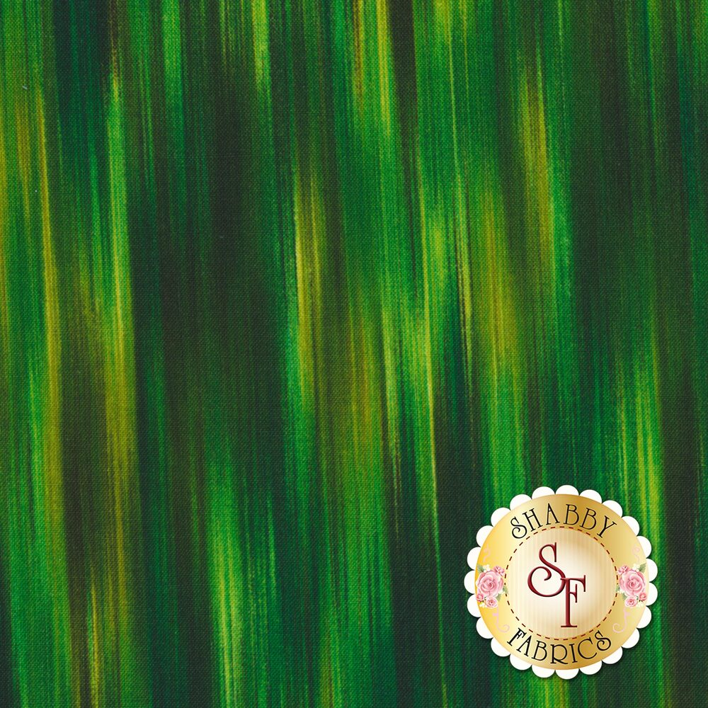 Fleurish 05619-44 Green by Benartex Fabrics