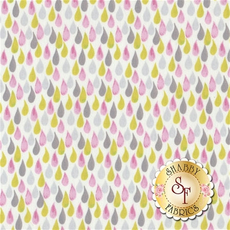 Flutter Y2115-01 by Ellen Crimi-Trent for Clothworks Fabrics