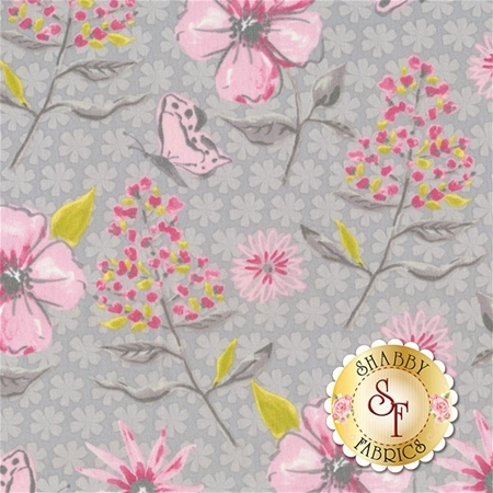 Flutter Y2117-06 by Ellen Crimi-Trent for Clothworks Fabrics