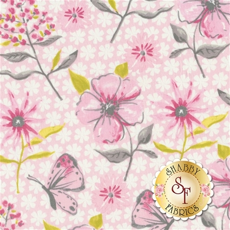 Flutter Y2117-41 by Ellen Crimi-Trent for Clothworks Fabrics