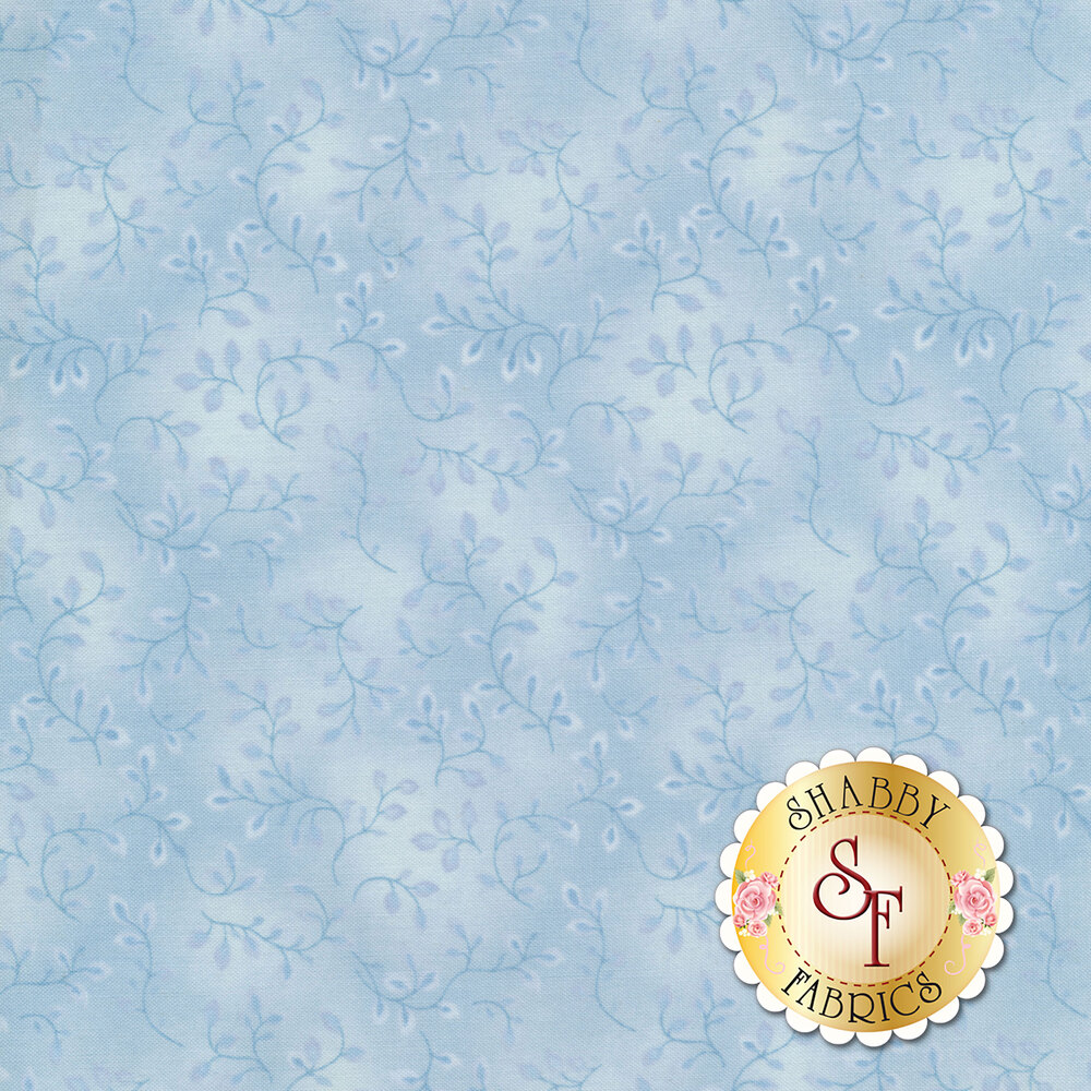 Folio Basics 7755-11 Sky from Henry Glass Fabrics by Color Principle