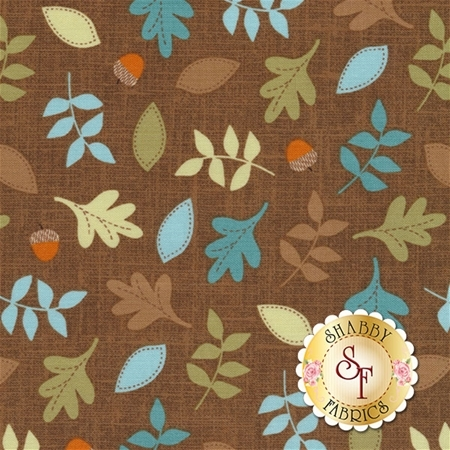 Fox And Friends 21506-36 by Northcott Fabrics- REM