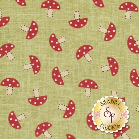 Fox And Friends 21507-73 by Northcott Fabrics