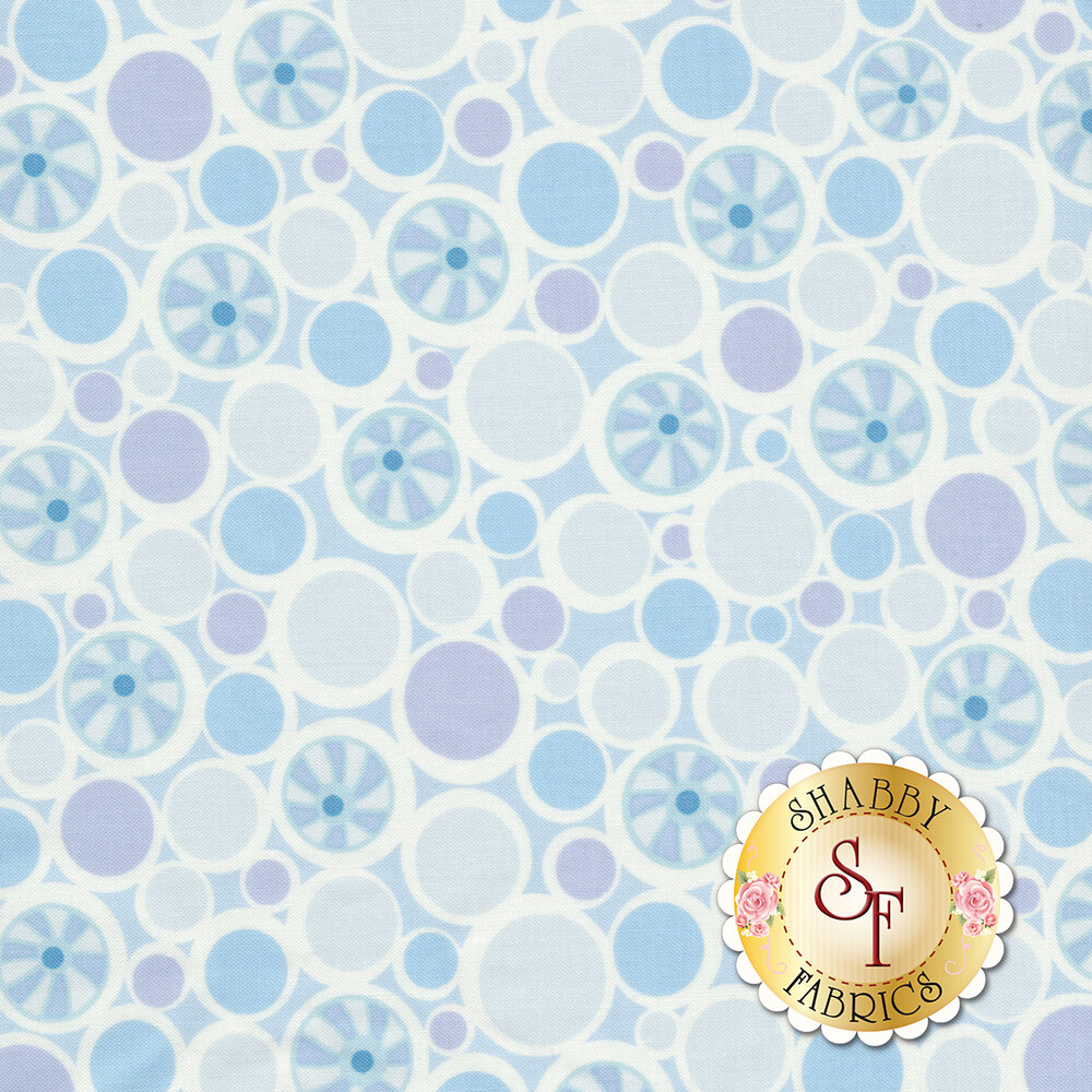 Free Motion Fantasy 5444-52 for Benartex Fabrics