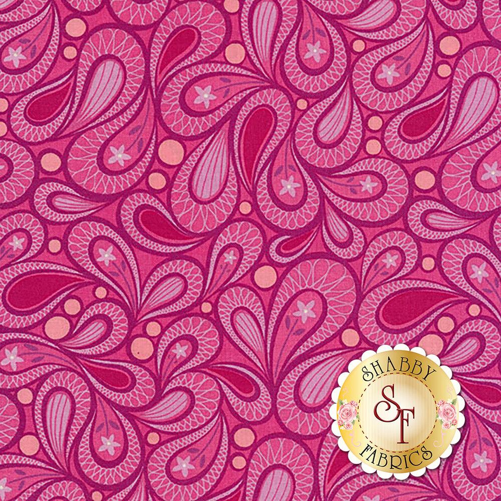 Free Motion Fantasy 5445-15 for Benartex Fabrics