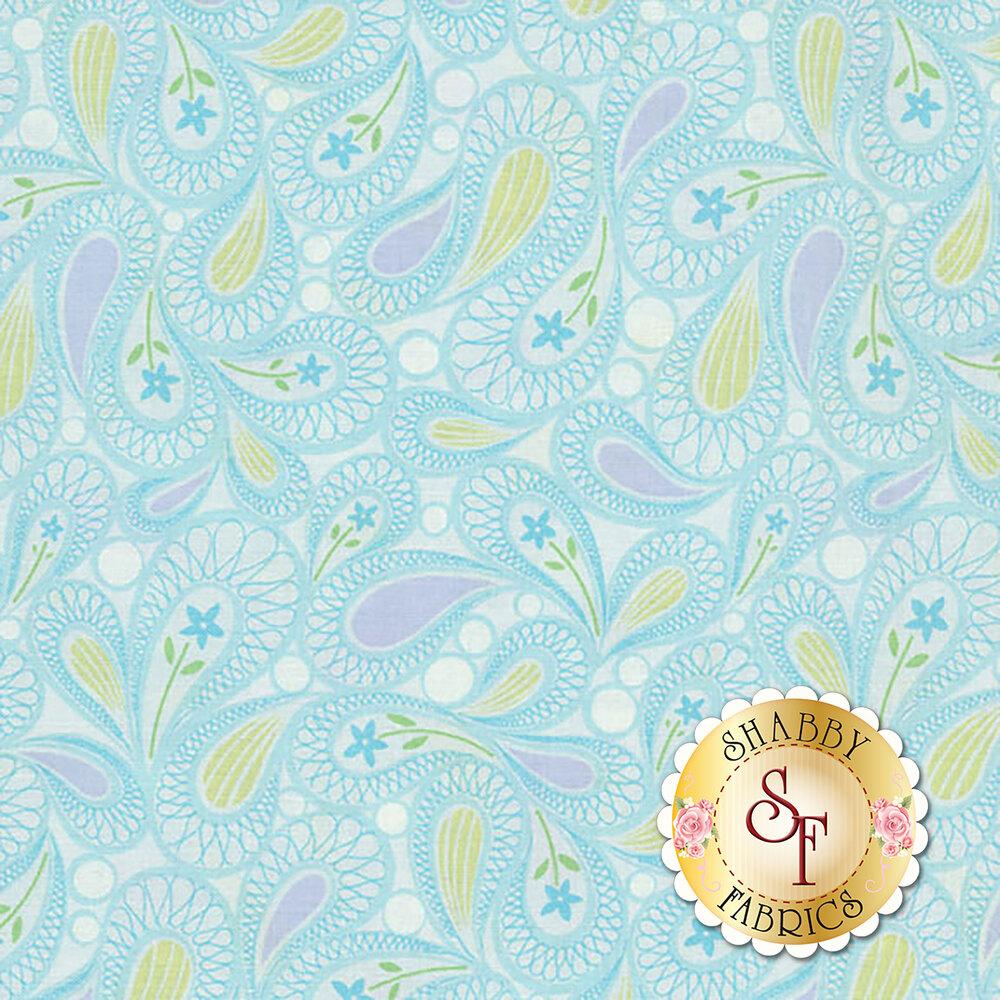 Free Motion Fantasy 5445-24 for Benartex Fabrics
