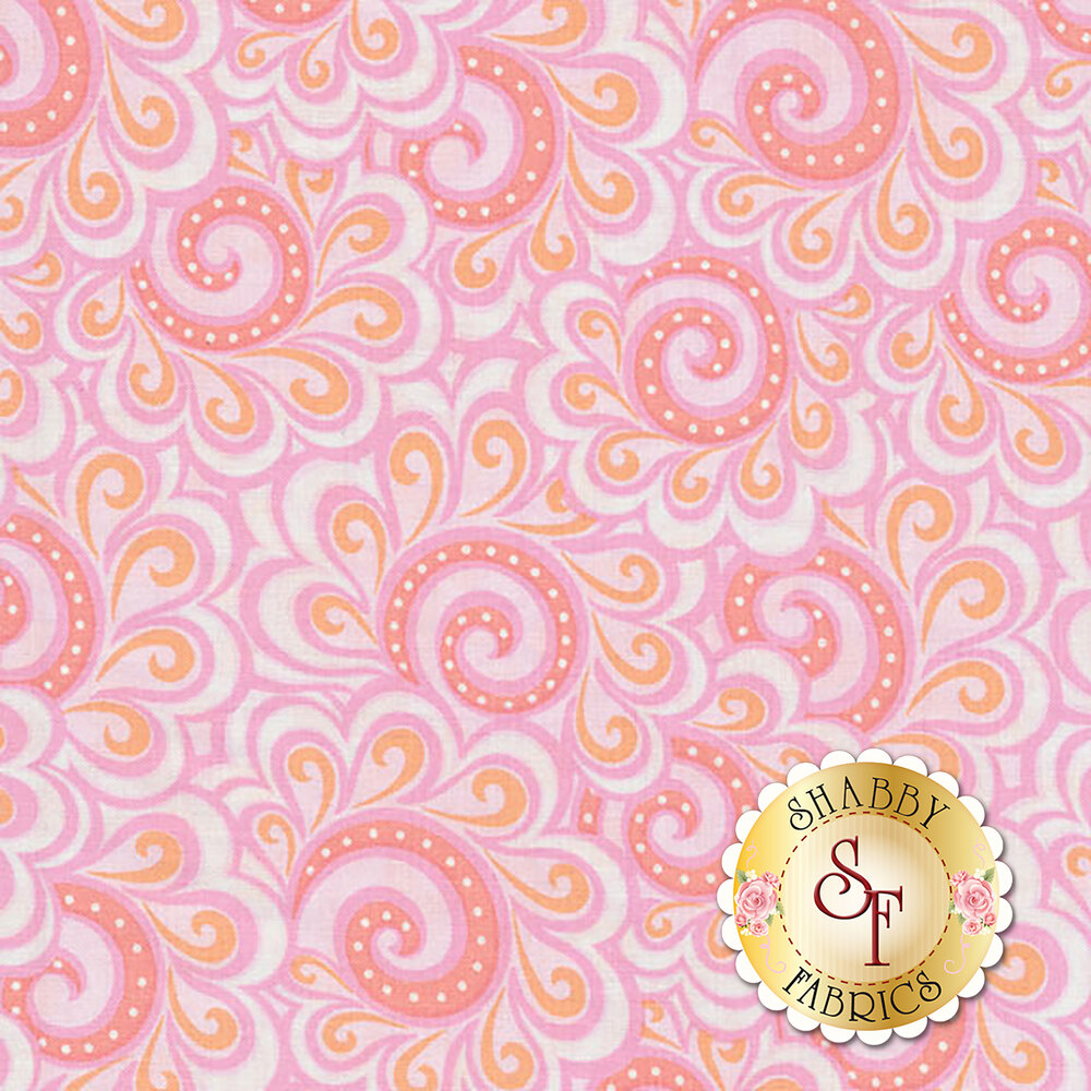 Free Motion Fantasy 5446-01 for Benartex Fabrics