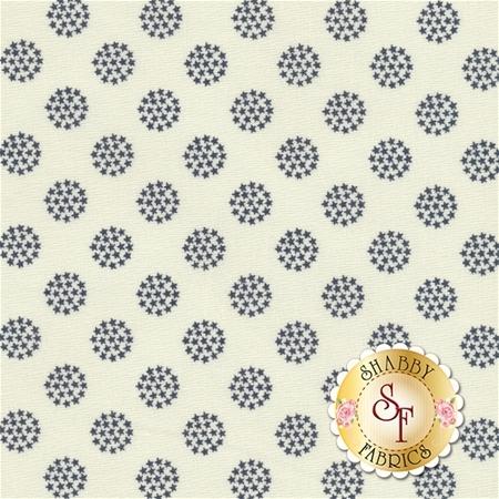 Freedom 5645-22 Vanilla Navy by Sweetwater for Moda Fabrics
