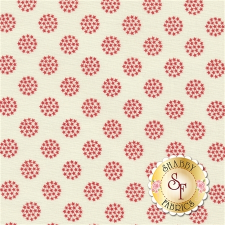 Freedom 5645-24 Vanilla Red by Sweetwater for Moda Fabrics