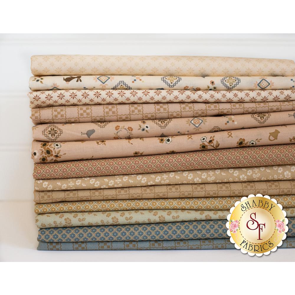French Armoire  13 One Yard Set by Windham Fabrics | Shabby Fabrics