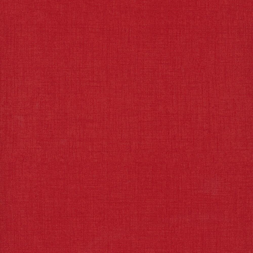 Textured red fabric | Shabby Fabrics