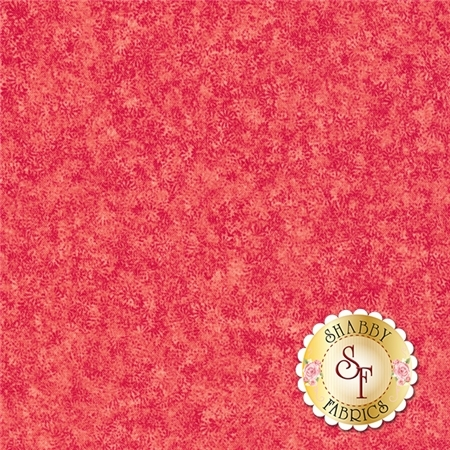 Fusions Meadow SRK-14445-143 Coral by Robert Kaufman Fabrics
