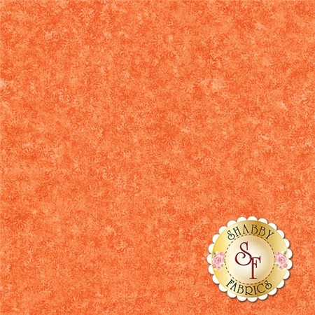 Fusions Meadow SRK-14445-145 Papaya by Robert Kaufman Fabrics