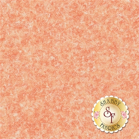 Fusions Meadow SRK-14445-149 Apricot by Robert Kaufman Fabrics