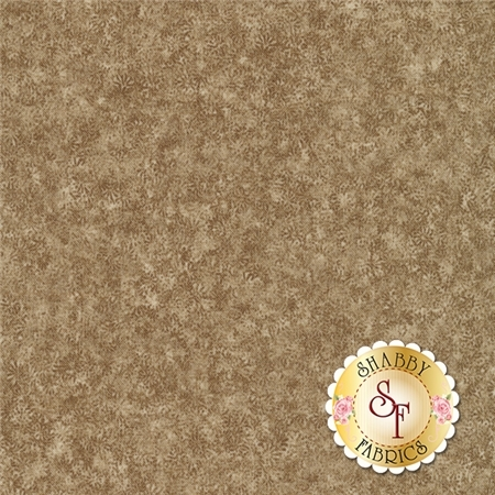Fusions Meadow SRK-14445-160 Taupe by Robert Kaufman Fabrics