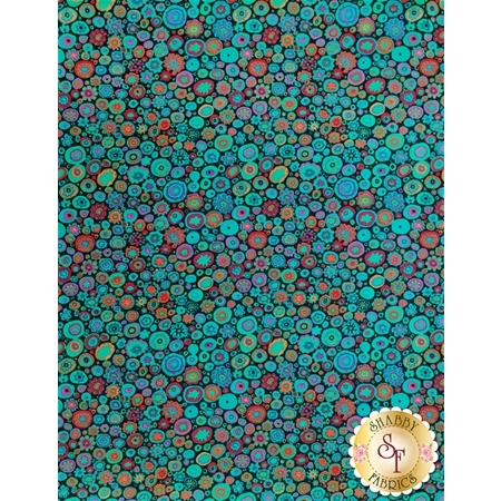 Kaffe Fassett Favorites GP20.JEWEL Paperweight Jewel by Kaffe Fassett for Westminster Fibers