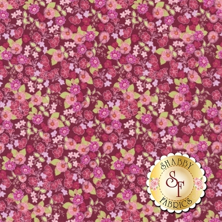 Garden Delights II 1GSF-1 by In The Beginning Fabrics REM